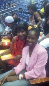 Angela Robinson (Veronica from Tyler Perry's Have and Have Nots) -- Awesome Lady